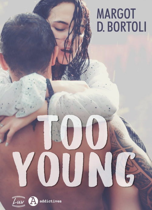Couverture Too Young