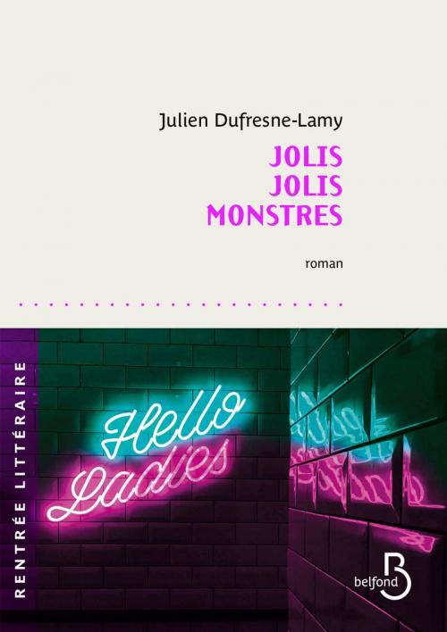 Couverture Jolis Jolis Monstres