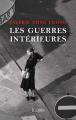 Couverture Les guerres intérieures Editions JC Lattès 2019