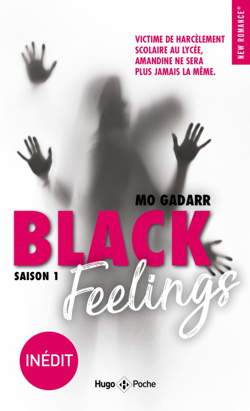 Couverture Black feelings