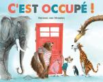 Couverture C'est occupé ! Editions Circonflexe (Albums) 2019