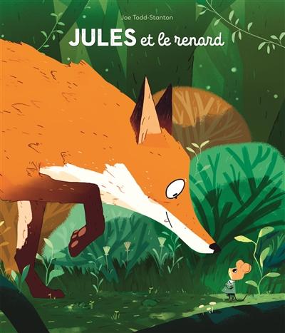 Couverture Jules et le renard