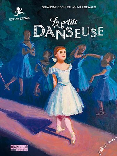 Couverture La petite danseuse