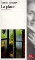Couverture La Place Editions Gallimard  1997