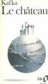 Couverture Le château Editions Gallimard  1972