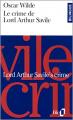 Couverture Le crime de Lord Arthur Savile Editions Folio  (Bilingue) 1992