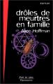 Couverture Drôles de meurtres en famille Editions Flammarion 1998
