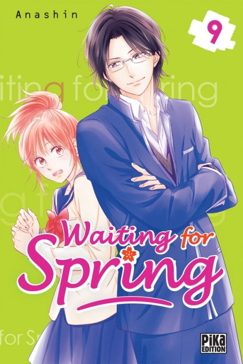 Couverture Waiting for spring, tome 09