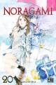 Couverture Noragami, tome 20 Editions Pika 2019