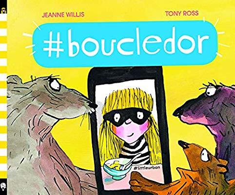 Couverture #boucledor
