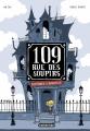 Couverture 109, rue des Soupirs, tome 1 : Fantômes à domicile Editions Casterman 2019
