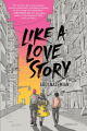 Couverture Like a love story Editions Milan 2019