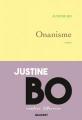 Couverture Onanisme Editions Grasset 2019