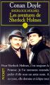 Couverture Les aventures de Sherlock Holmes Editions Pocket (Policier) 1995