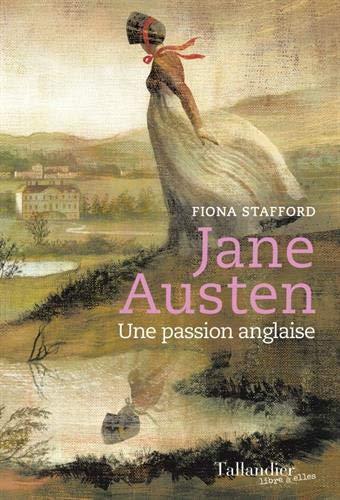 Couverture Jane Austen : Une Passion Anglaise