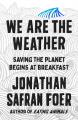 Couverture L'avenir de la planète commence dans notre assiette Editions Farrar, Straus and Giroux 2019