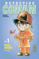 Couverture Détective Conan, tome 01 Editions Kana 2013