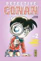 Couverture Détective Conan, tome 02 Editions Kana 2013