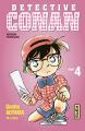 Couverture Détective Conan, tome 04 Editions Kana 2013