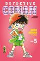 Couverture Détective Conan, tome 05 Editions Kana 2013