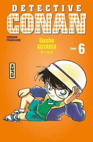 Couverture Détective Conan, tome 06