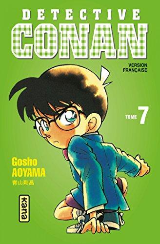 Couverture Détective Conan, tome 07