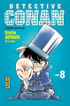 Couverture Détective Conan, tome 09 Editions Kana 2013