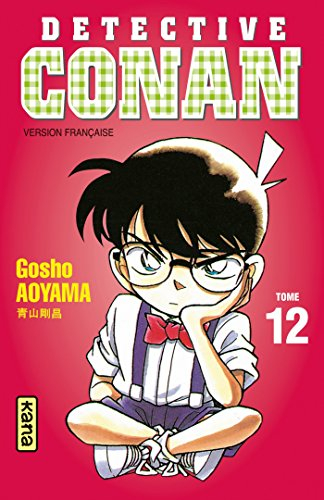 Couverture Détective Conan, tome 12
