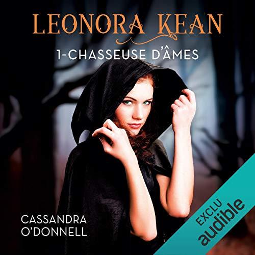 Couverture Leonora Kean, tome 1 : Chasseuse d'âmes