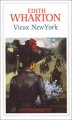 Couverture Vieux New York Editions Flammarion 1993