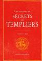 Couverture les nouveaux secrets des templiers Editions Ouest-France (Guide Secret) 2017