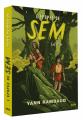 Couverture L'épopée de Sem, tome 1 : Le rite Editions Auzou  2019