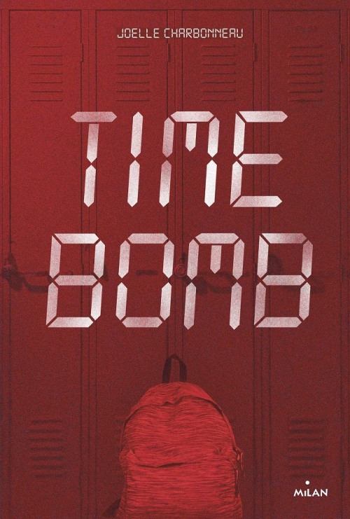 Couverture Time bomb