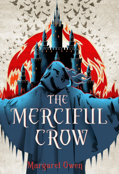 Couverture Merciful Crows, tome 1 : La voleuse d'os