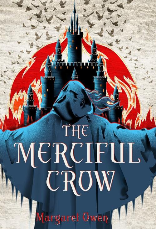 Couverture Merciful Crows, tome 1 : La voleuse d'os