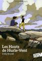 Couverture Les Hauts de Hurle-Vent, abrégé Editions Folio  (Junior - Textes classiques) 2017