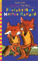 Couverture Fantastique maître Renard Editions Folio  (Cadet) 1998
