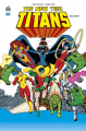 Couverture The New Teen Titans, tome 1 Editions Urban Comics (DC Essentiels) 2019