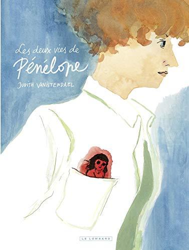 Couverture Les deux vies de Pénélope