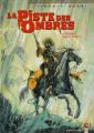 Couverture La piste des ombres, tome 1 : Pierres brûlantes Editions Vents d'ouest 2000