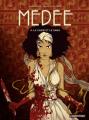 Couverture Médée, tome 4 : La Chair et le Sang Editions Casterman 2019