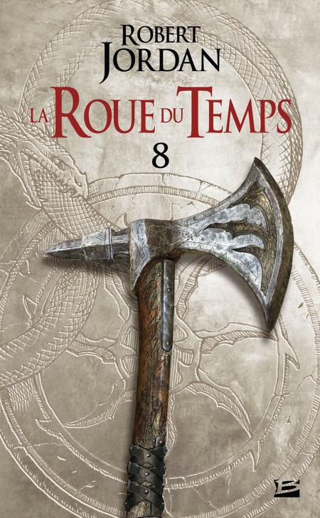Couverture La Roue du Temps, tome 08 : Tourmentes