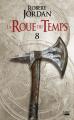 Couverture La Roue du Temps, tome 08 : Tourmentes Editions Bragelonne (Fantasy) 2019