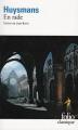Couverture En rade Editions Folio  (Classique) 1984