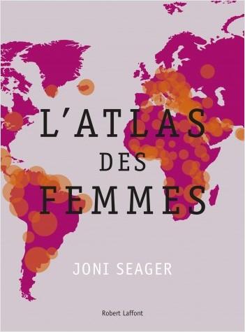 Couverture L'atlas des femmes