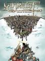 Couverture Kaamelott (BD), tome 1 : L'armée du nécromant Editions Casterman 2013