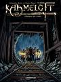 Couverture Kaamelott (BD), tome 3 : L'énigme du coffre Editions Casterman 2013