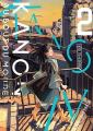 Couverture Kanon au bout du monde, tome 2 Editions Akata (L) 2019