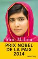 Couverture Moi, Malala (Lamb) Editions Calmann-Lévy (Biographies, Autobiographies) 2013