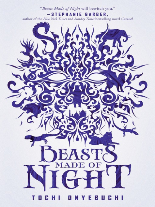 Couverture Beasts Made of Night